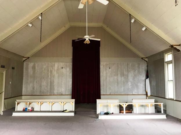 sanctuary before