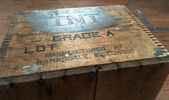 TNT box