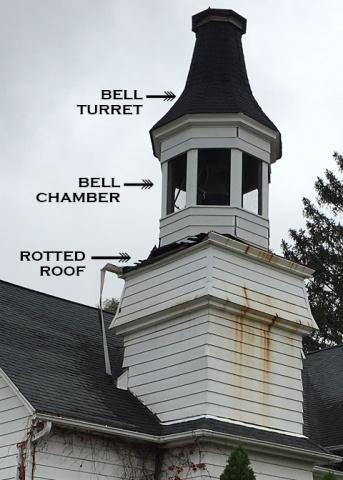 belfry defined