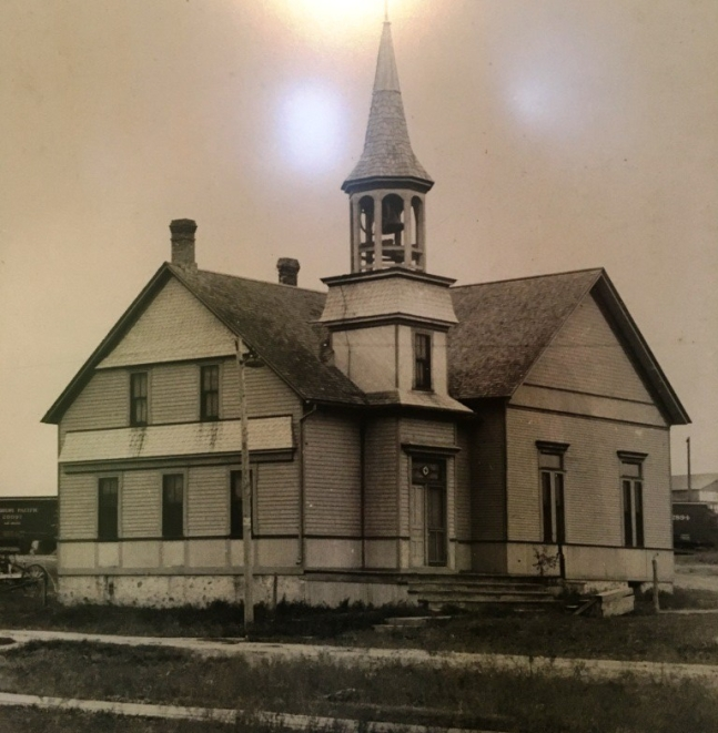 church in early 20th century