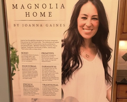 Joanna Gaines Furniture Style