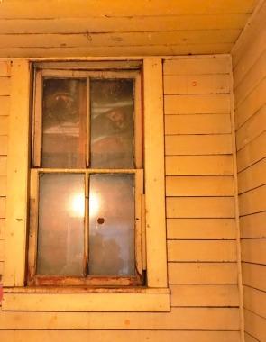 window inside belfry