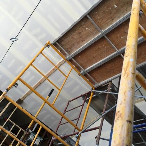 scaffolding high