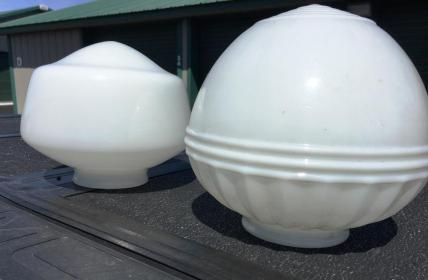 milk glass 1 and 2