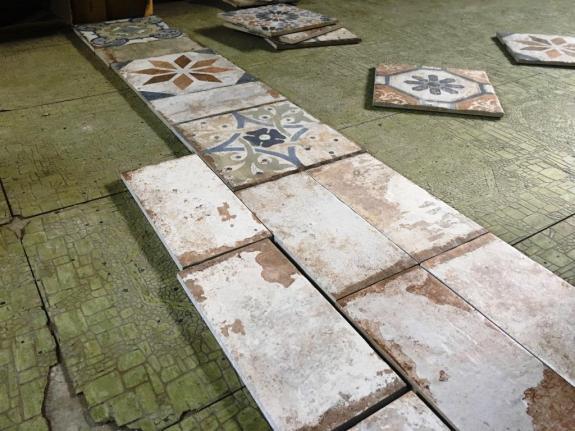 Havana tile