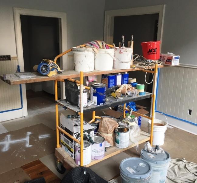 painters desk