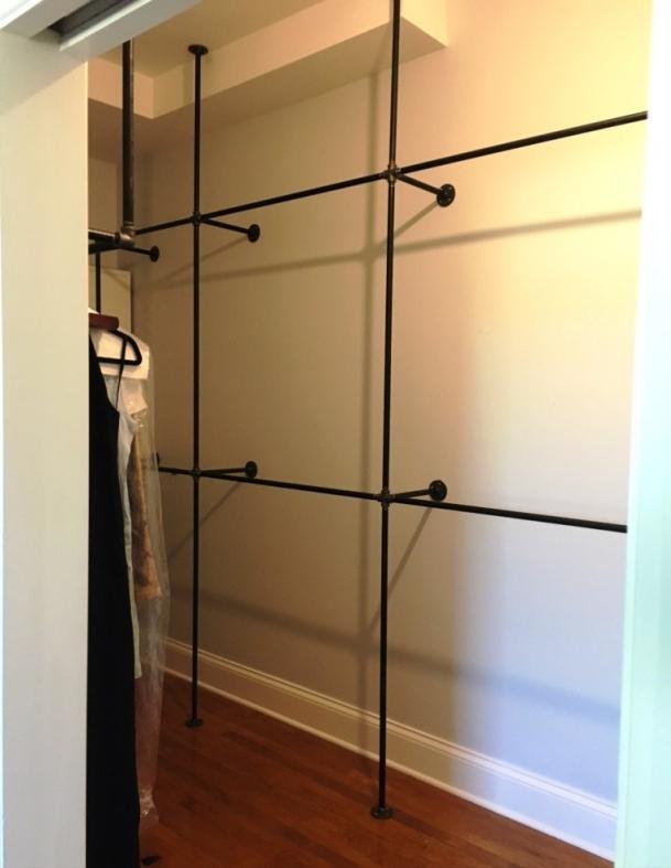 closet rods
