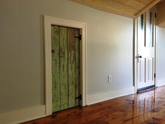 lucy's door