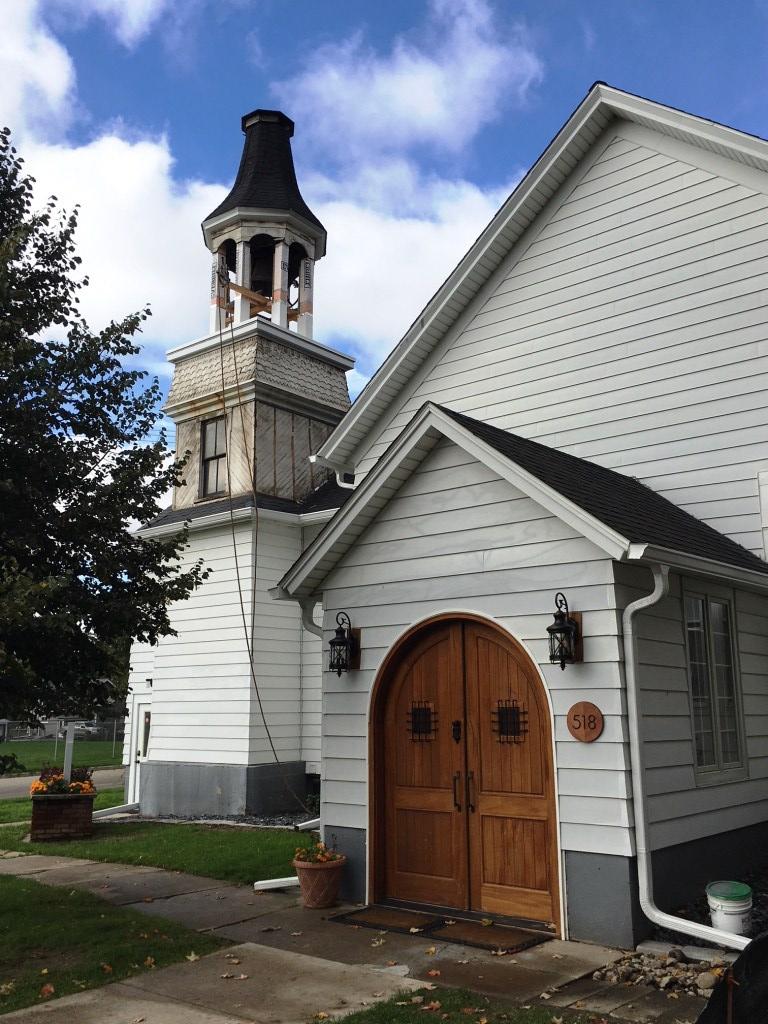 bell front door