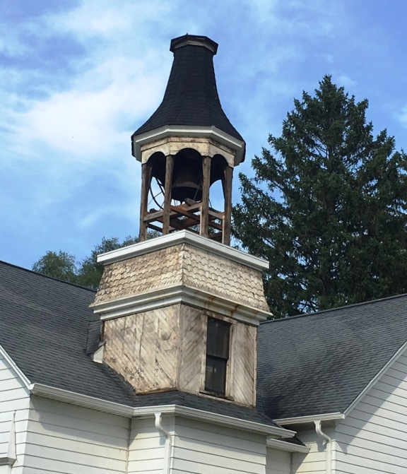 naked belfry