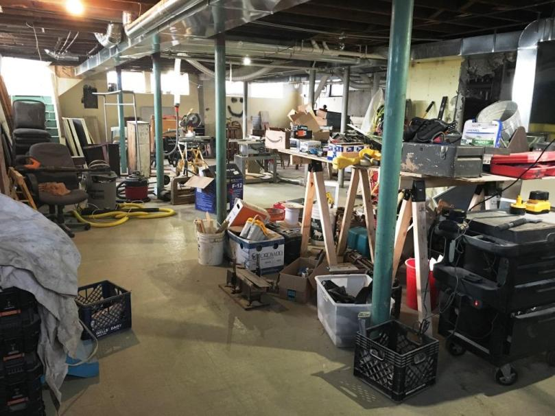 basement November 2018