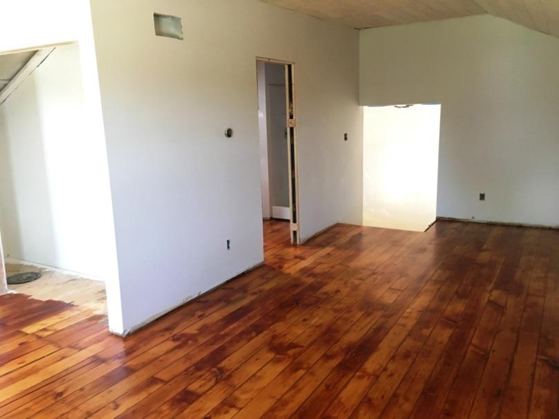 guest room floor done