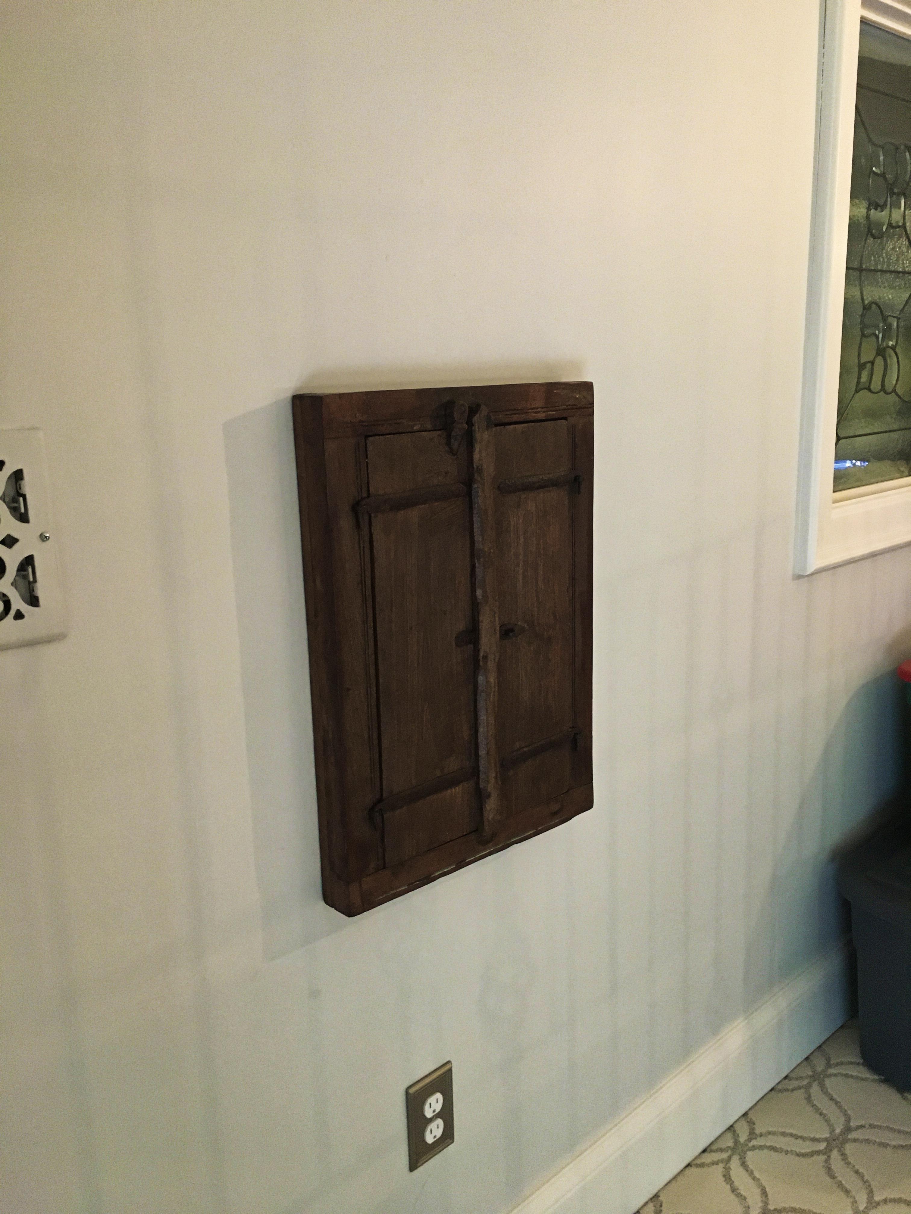 Little Doors Closed
